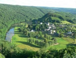 Ardennes en Belgique