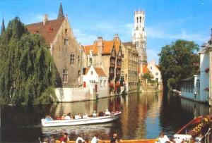 Bruges - la Venise du Nord