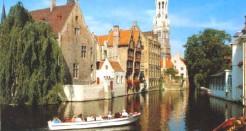 Lieux d'intérêt en Belgique