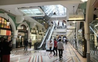 Shopping en Belgique